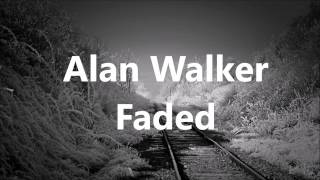 Alan Walker - Faded (Hungarian lyrics\Magyar felirat) HQ Video