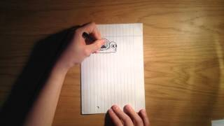 How to draw cartoon snails