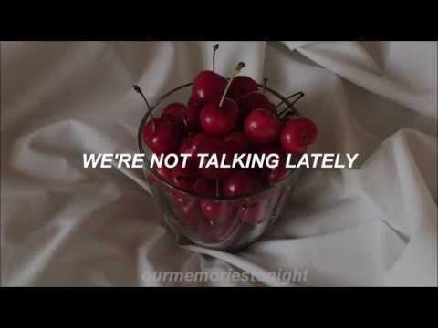 Harry Styles - Cherry // Lyrics