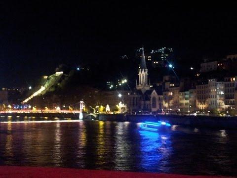 Fête des lumières - Lyon - 2013