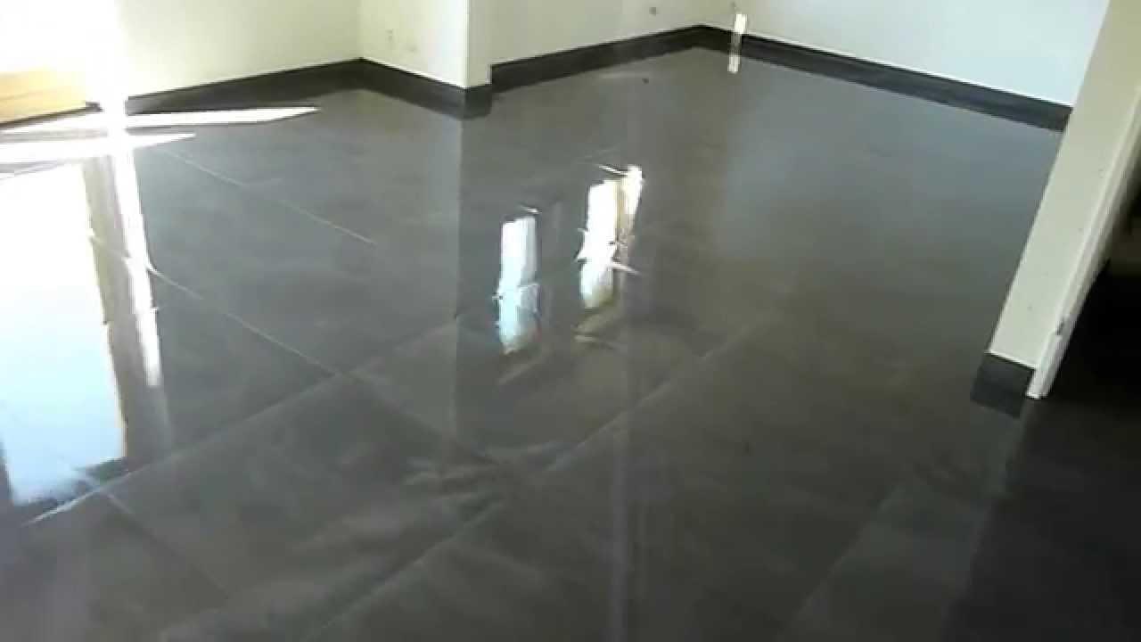 Vloertegels Keuken Verven : woonkamer vloer MOSA size 75 groot formaat tegel – YouTube