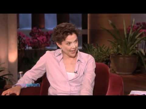 Annette Bening Runs Out of Gas