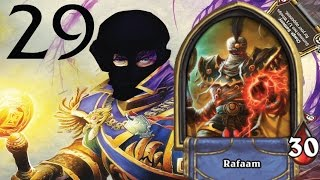 Hearthstone - Your Cards Are Mine #29 : Heroic Rafaam Unleashed