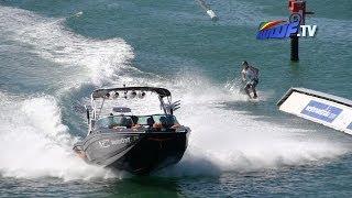Pro-Men's wakeboard - Mandurah, Western Australia 2014