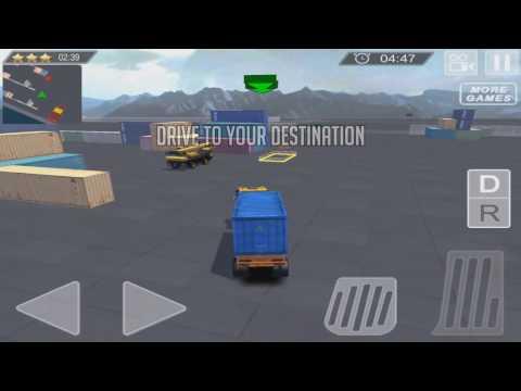 Cargo Ship Manual Crane 3 - Gameplay video