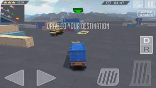 Cargo Ship Manual Crane 3 - Gameplay video
