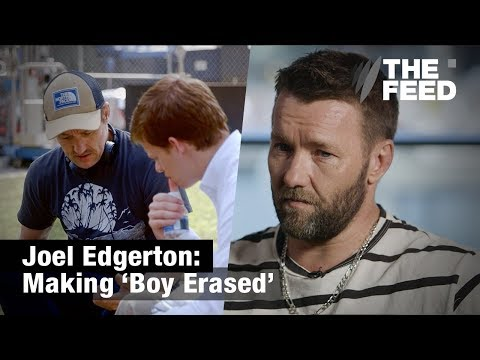 Joel Edgerton: Making 'Boy Erased'