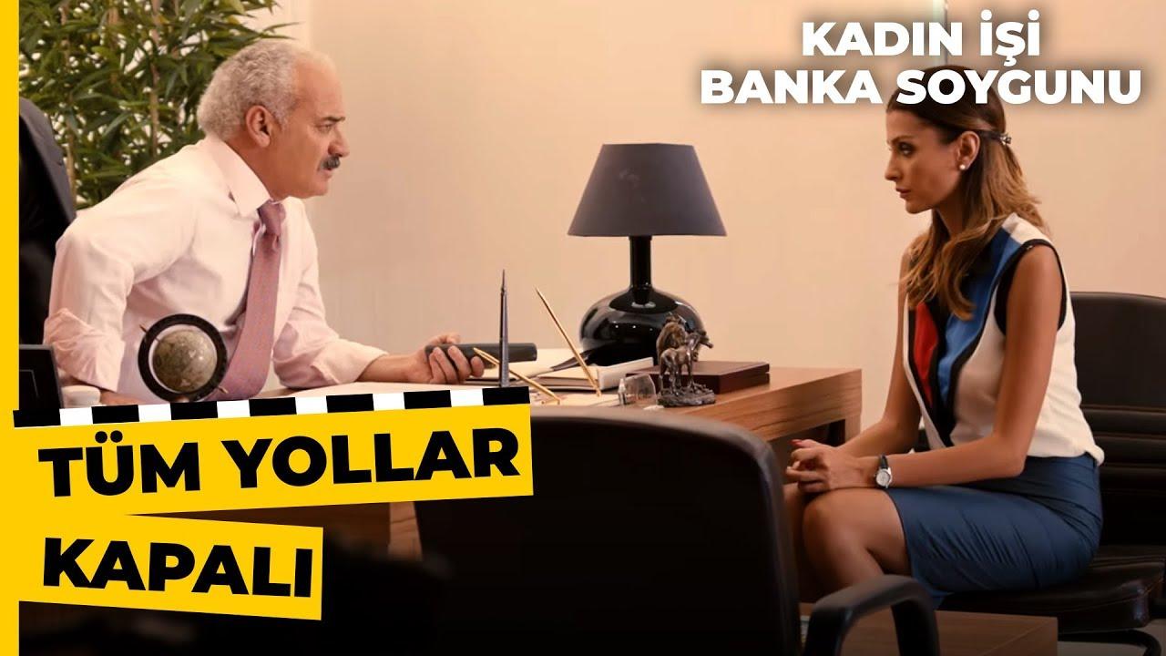 Gülay, Yeni Kredi İçin Nihale Gitti | Kadın İşi Banka Soygunu