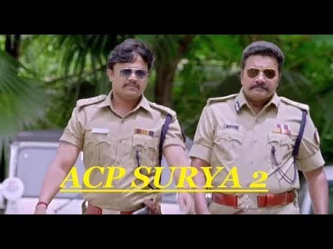 ACP SURYA 2 ll south indian hindi dubbed movies 2018