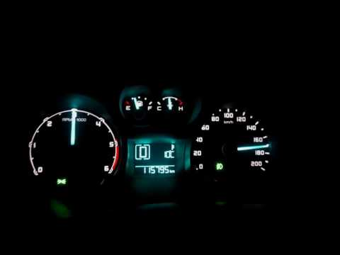3.2 T6 Ford Ranger  - Top Speed