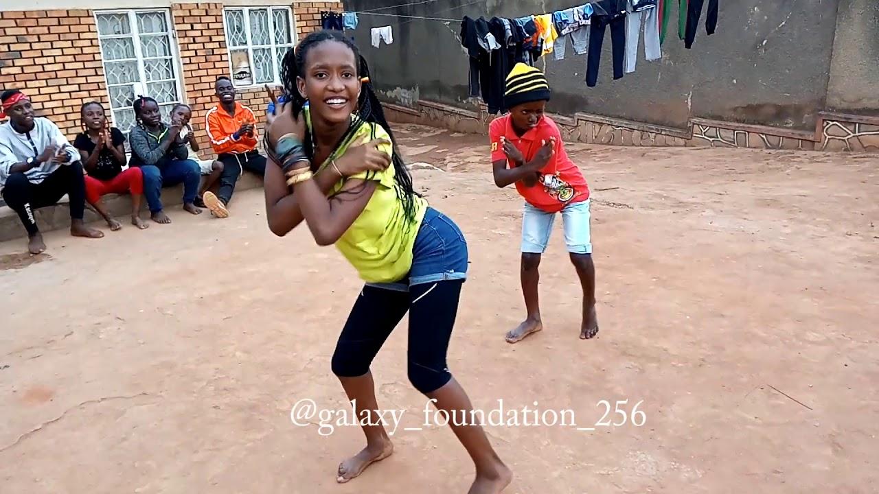 Yope Remix Challenge by the Galaxy African Kids (Innoss'B ft Diamond Platinumz)