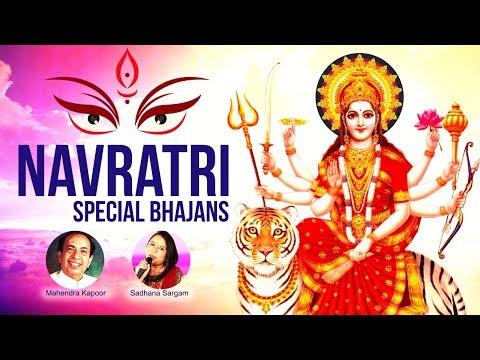 TOP NAVRATRI SPECIAL BHAJANS 2018- JAI MATA DI - BEAUTIFUL COLLECTION OF MOST POPULAR - DURGA SONGS