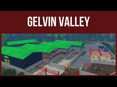 Farming Simulator 15 – GELVIN VALLEY 2015