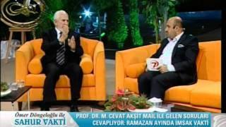 Namaz Vakitleri Tespiti Diyanet Dogru mu ?? Prof. Dr. Cevat Akşit 2017 Video