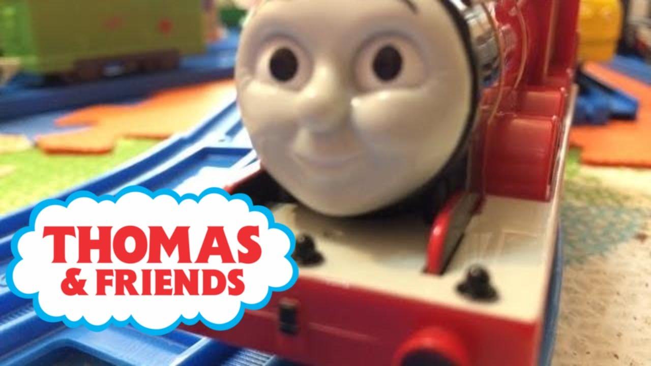 trenes de juguete 】Thomas y sus amigos juguetes - James (00383 es ...