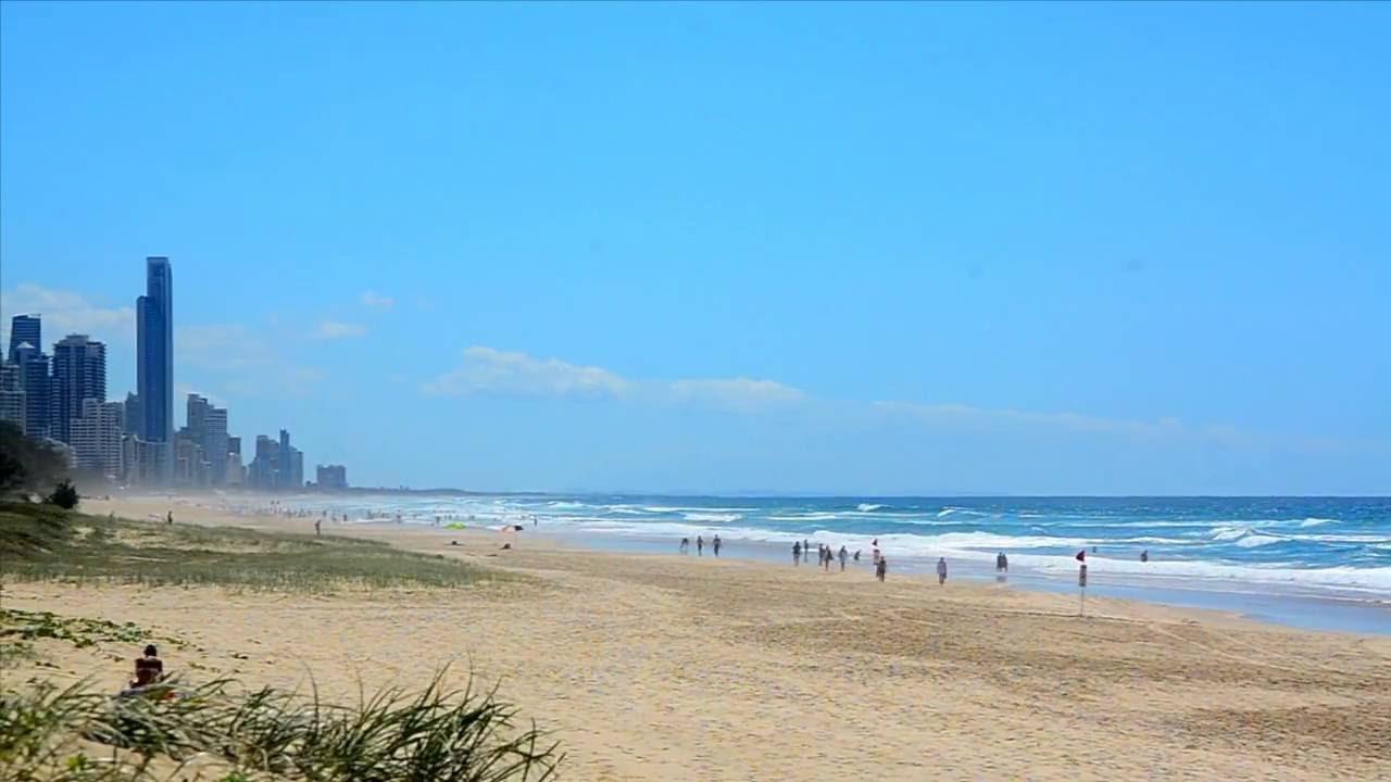 Mermaid Beach Gold Coast Australia