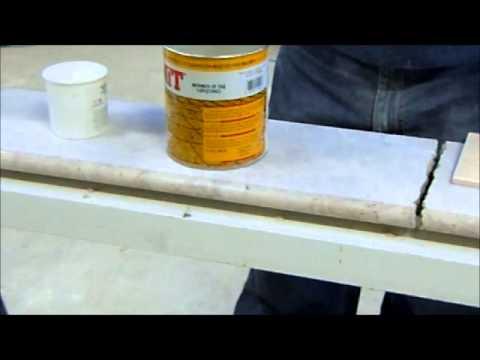 Marble Repair Part 1 Youtube