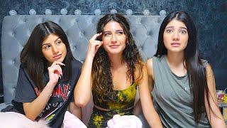 تحدي الغباء مع اخواتي البنات ج٢
