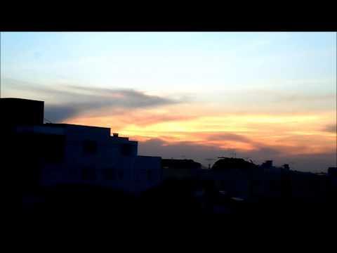 Sundown in Belo Horizonte
