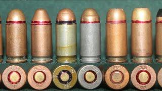 Пистолетный патрон 9х18 ПМ