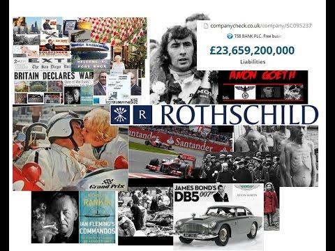 Fascism, F1 Racing, Financial Empires, Opera, Shakespeare & evict the poor JOKES