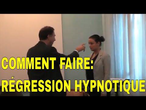 COMMENT FAIRE: RÉGRESSION HYPNOTIQUE: Regard, Transe profonde, Hypnose curative, touches mesmériques