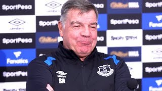 Sam Allardyce Full Pre-Match Press Conference - Liverpool v Everton - Premier League