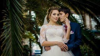 Артур и Юлия, свадьба Караганда