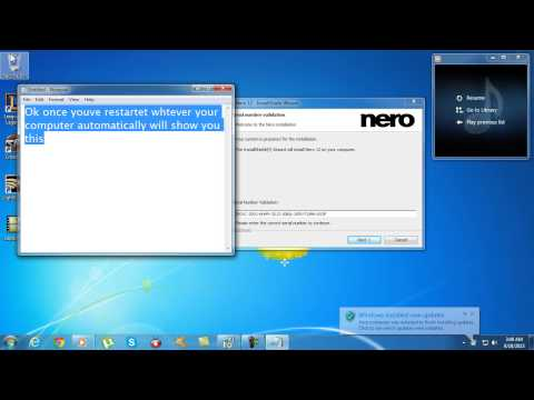 how to download and install Nero 12 Platinum