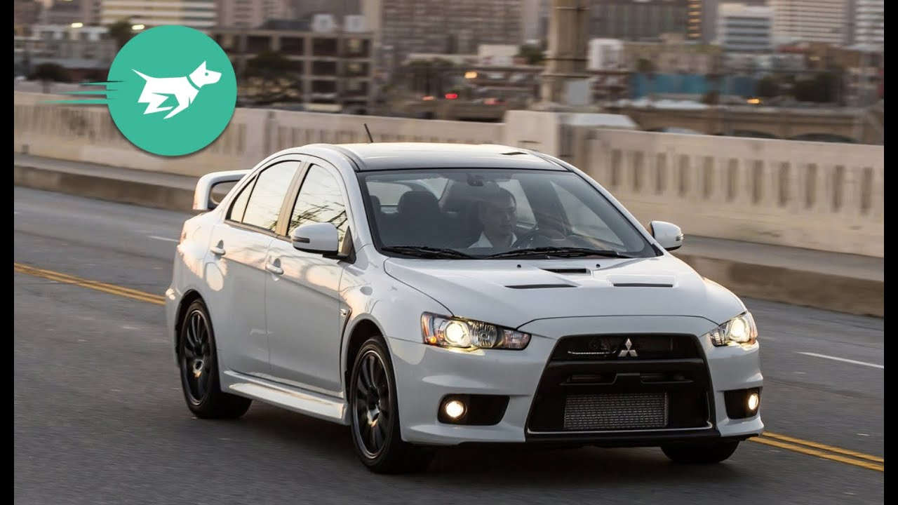 2016 Lancer Evolution >> 2016 Mitsubishi Lancer Evolution X Final Edition Review Youtube