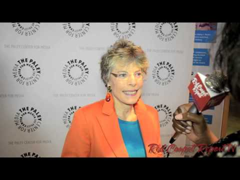 Dena Kaye at The Paley Center for Media Salute to Danny Kaye