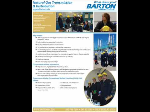 Natural Gas Distribution and Transmission Track 1