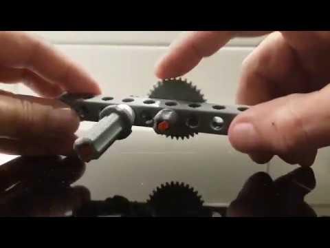 3D-printable STEMFIE gears