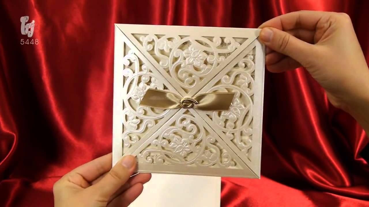 34c0e87dba Sedef Cards © 5448 Concept Collection Düğün Davetiyeleri Wedding Invitation
