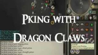 bwuk im pb pking with dragon claws amazing video flv