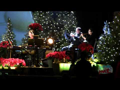 Mannheim Steamroller performs Carol of the Bells at 2011 Universal Studios Orlando Holidays Mp3