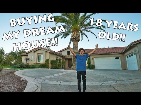 Download Youtube: BUYING MY DREAM HOUSE AT 18 YEARS OLD!!