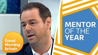 Danny Dyer Joins GMB'S Search for Prince's Trust 'Mentor of the Year' | Good Morning Britain