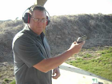 Cobra 9mm Derringer firing tonight