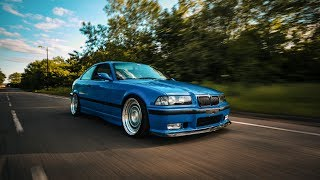 BMW E36 | 3SDM Alloy Wheels