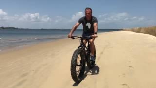 Пляжный велоспорт