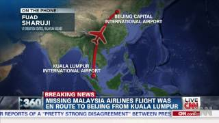 Malaysia Airlines 2014 Plane Crash CNN Update