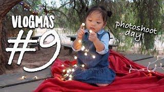 SEWING & PHOTOSHOOT SUNDAY | VLOGMAS #9