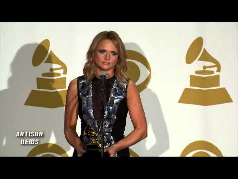 57th Annual Grammy Interviews - Non Televised Winners