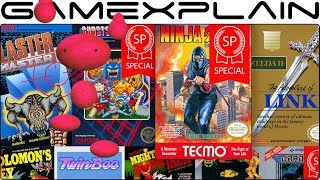 NES Online January Tour (Joy Mech Fight, Zelda 2, Blaster Master & 2 SP Games)