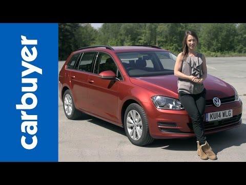 Volkswagen Golf estate 2014 - Carbuyer