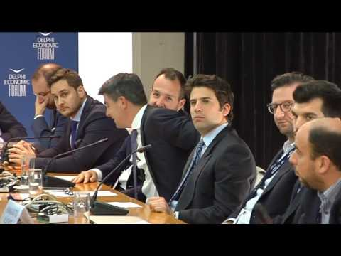 Young Leader's Roundtable : Changing the Narrative for Greece (discussion) I DEF 2017 (2)