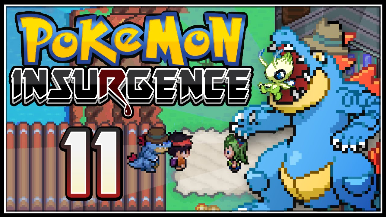 Pok 233 Mon Insurgence Episode 11 Taking Nora Out Youtube