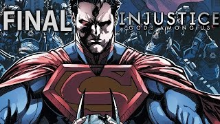 Injustice : Gods Among Us - FINAL ÉPICO!!!!! [ PC - Playthrough ]