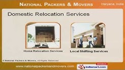 Packers and Movers Services by National Packers & Movers, Gurgaon